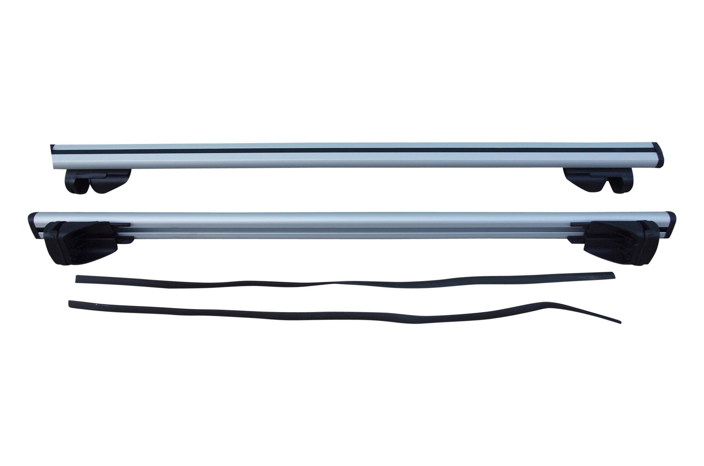 Horizontale Auto-Dachträger für Kajak