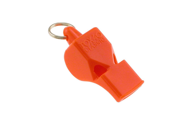 Fox 40 silbato de seguridad en rojo